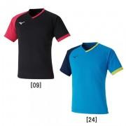[미즈노] 82JA0003 (남녀공용) - 탁구티셔츠, 탁구유니폼, 기능성티셔츠