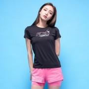 코랄리안 남여 그래픽 라운드 티셔츠 CRT-C1108,C2108