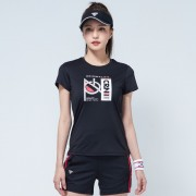 코랄리안 남여 그래픽 라운드 티셔츠 CRT-C1110,C2110