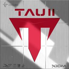 [XIOM] 엑시옴 TAU II (타우 투) - 탁구러버