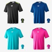 [버터플라이] 미티아 티셔츠 - 탁구티셔츠 기능성 티셔츠