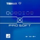 [티바] 퀀텀X프로 소프트 QUANTUM X-PRO SOFT - 탁구러버